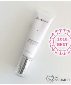 Klavuu White Pearlsation Ideal Actress Backstage Cream SPF30 PA++ Sunscreen