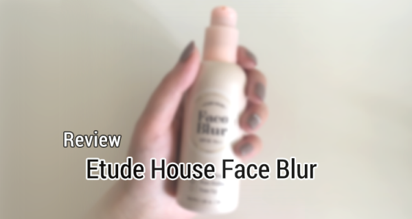 Etude House face blur feature