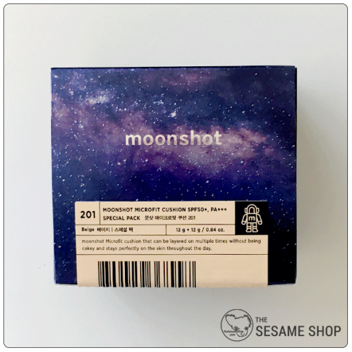 Moonshot Microfit Cushion Spcial Pack (with Refill)