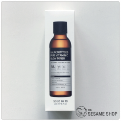 Some By Mi Galactomyces Pure Vitamin C Glow Toner - box